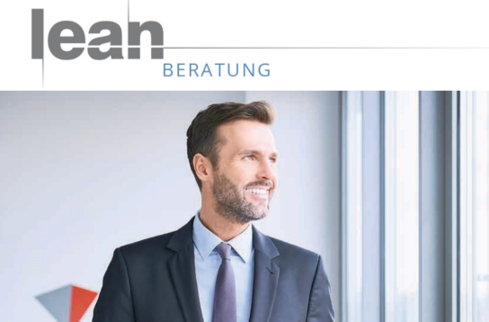 Lean Management Broschüre
